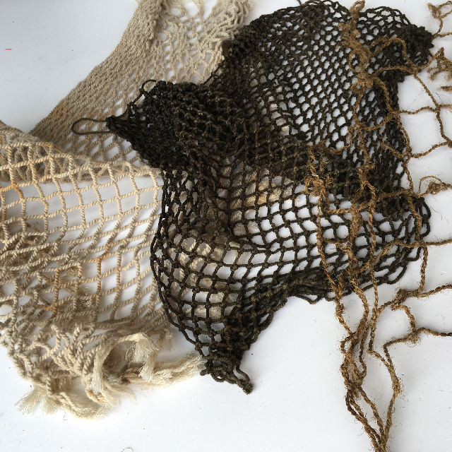 ROP0003 ROPE NET, Small Pieces Assorted $10