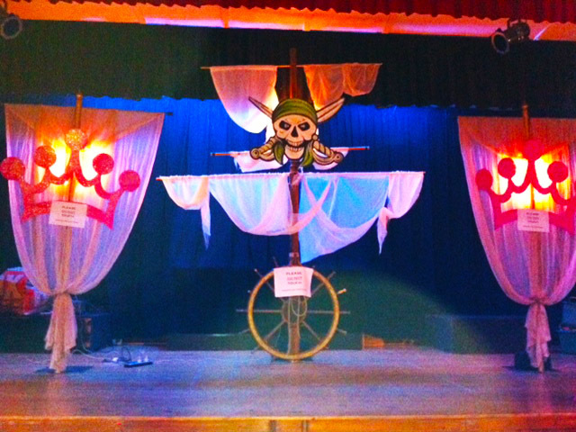 Event Styling - Pirate Theming