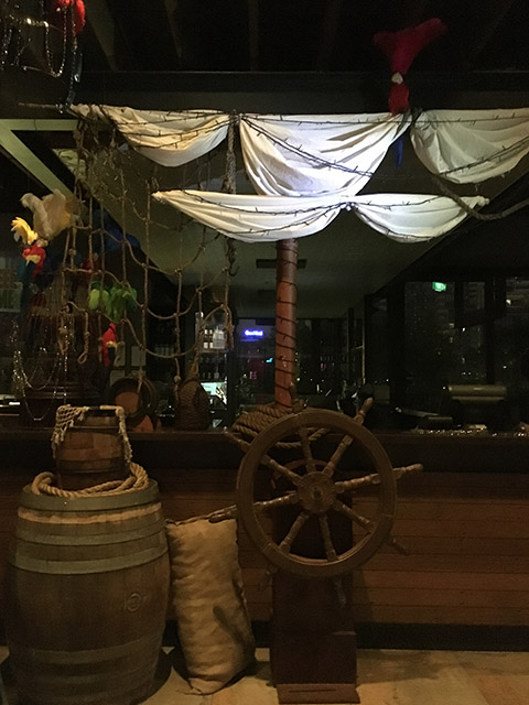 Event Styling - Pirate Theming @ Crown NYE