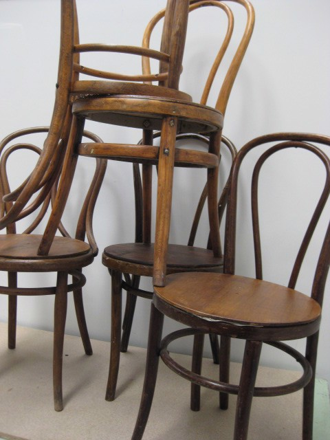 Chairs - Bentwoods (assorted timber styles)