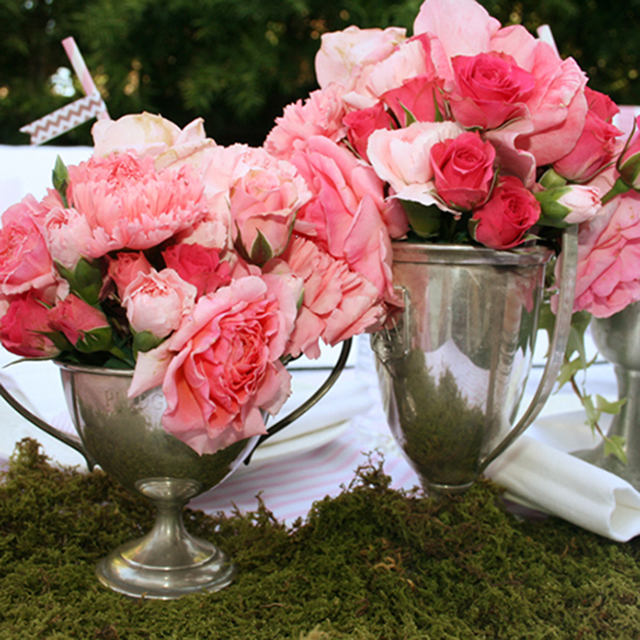 Event Styling - Spring Racing