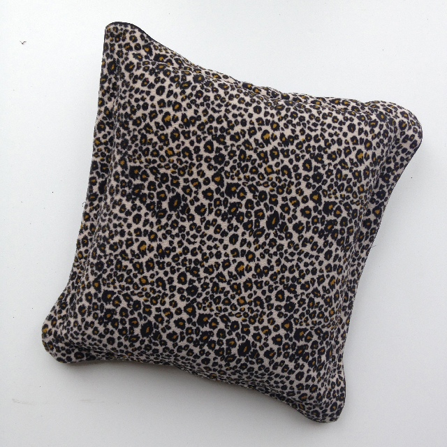 CUS0082 CUSHION, Animal Print - Leopard 2 $10