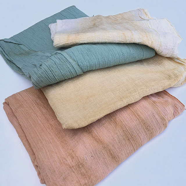 FAB0019 FABRIC, Cheesecloth Lengths - Assorted $5