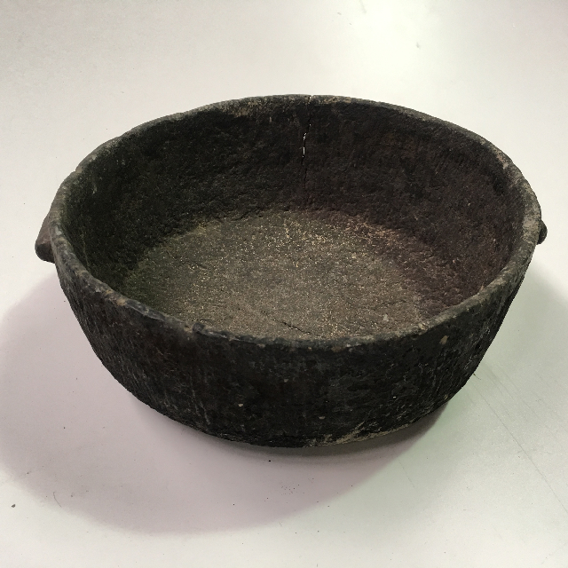 POT0025 POT or PAN, Cooking Pot - Rustic Granite $15