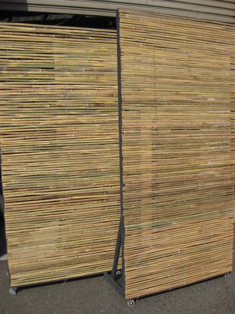 SCR0003 SCREEN, BAMBOO 1m x 2m (Horizontal) $62.50