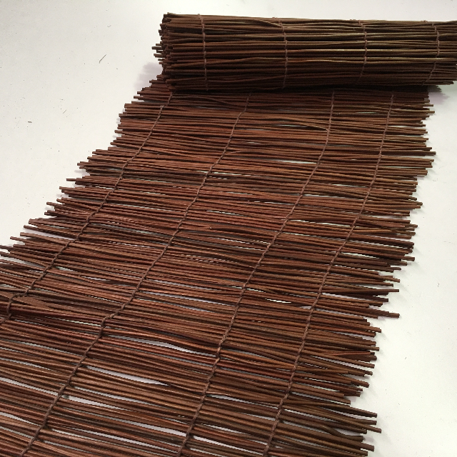 TAB0154 TABLE RUNNER, Bamboo Stick - Brown $6.25