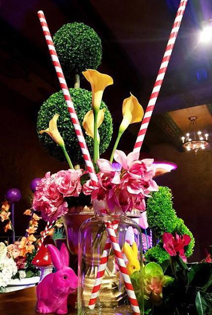 Willy Wonka Event Styling