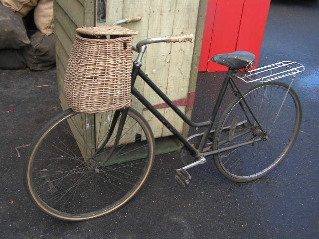 BIC0006 BICYCLE, Black Vintage $50