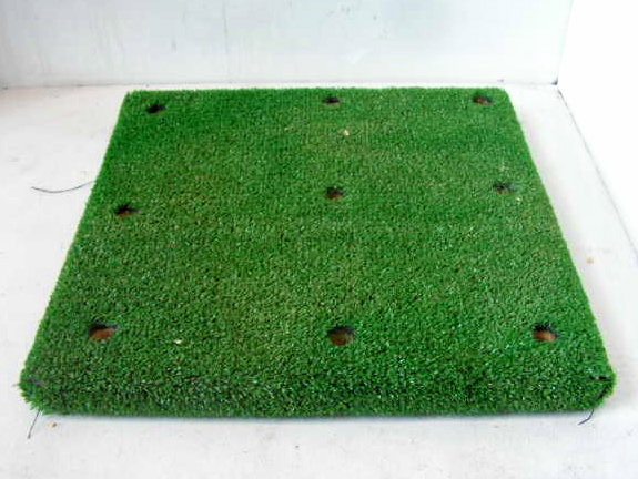 LOL0102 LOLLIPOP STAND, Faux Grass - 40cm X 40cm (Fits 9) $20
