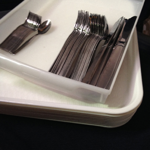 CUT0001/2/3/4 CUTLERY, Stainless Steel $1