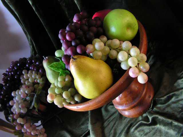 Still Life Fruit Props