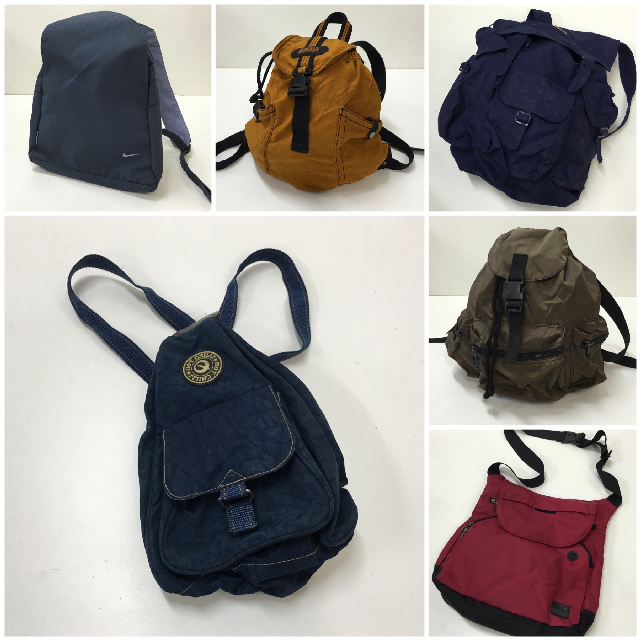 BAC0110 BACKPACK, Ladies Contemporary Small Bag $8.75