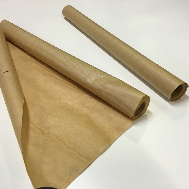 WRA0001 WRAP, Rolls Of Brown Paper Wrapping $2.50