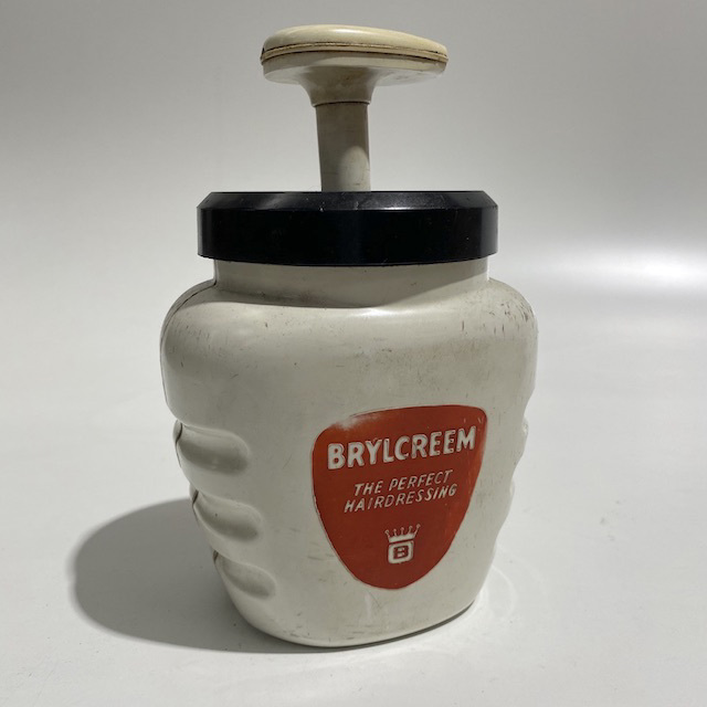 PRO0005 PRODUCT, Brylcream Pump Pack - Vintage $12.50