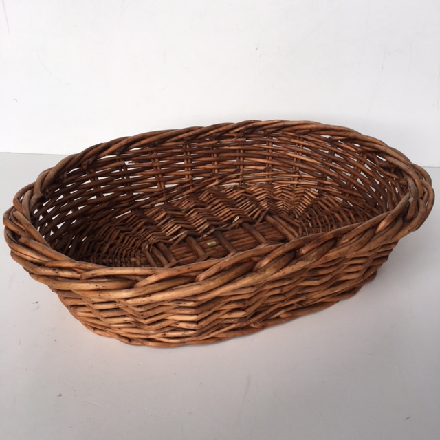 BAS0156 BASKET, Shallow Medium Display Basket $7.50