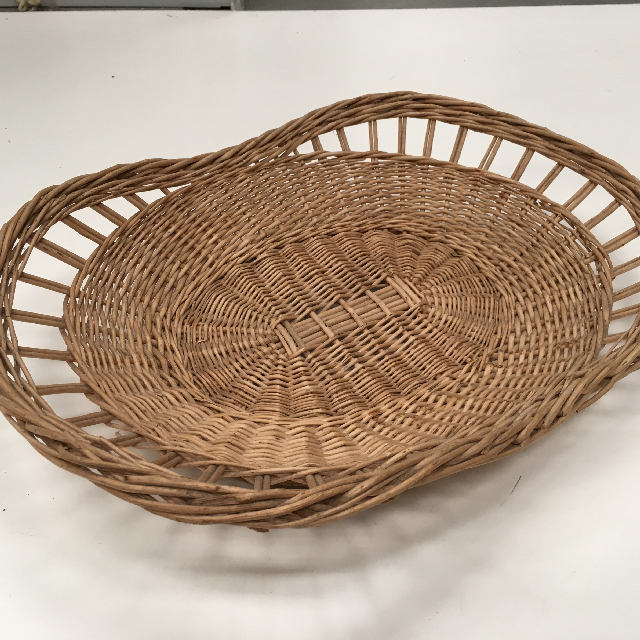 BAS0089 BASKET, Shallow Small Tray $6.25