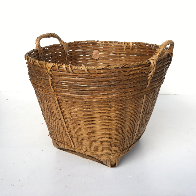 BAS0074 BASKET, Small Asian Style 20-30cm $7.50