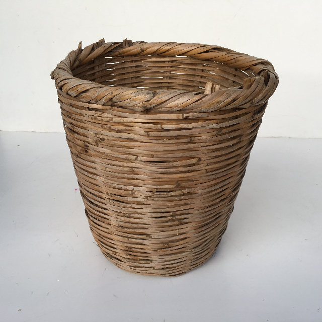 BAS0077 BASKET, Small Tapered 20-30cm $7.50