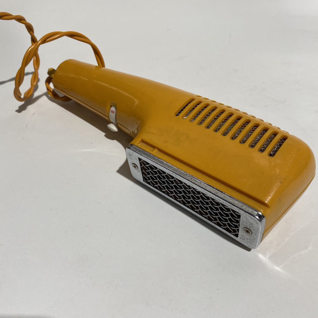 HAI0005 HAIR DRYER, Retro Orange $10