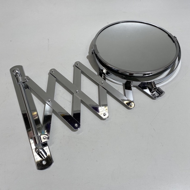 MIR0021 MIRROR, Retractable Chrome $11.25