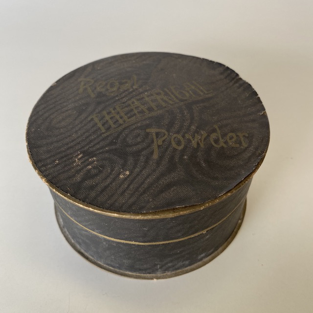 POW0017 POWDER BOX, Vintage Regal Theatrical Powder $12.50