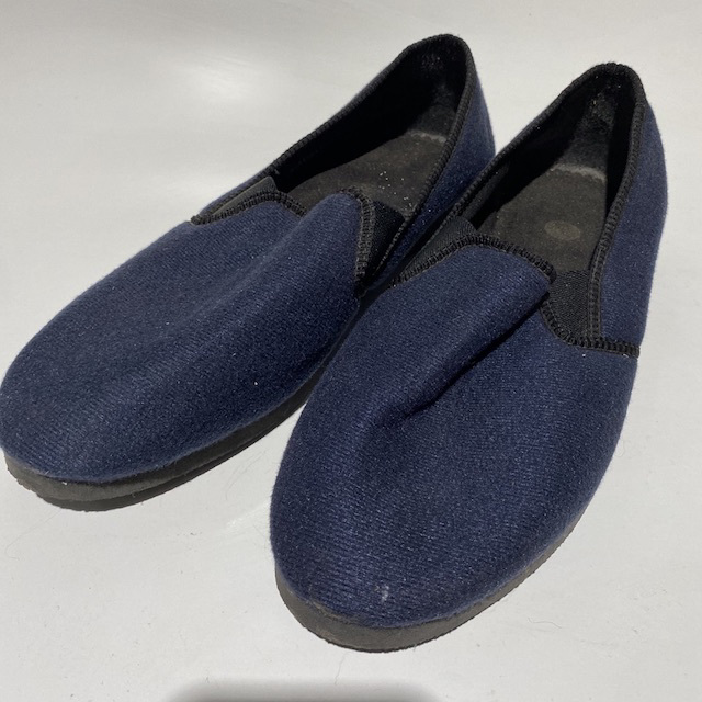 SLI0022 SLIPPER, Pair Men's Blue $7.50