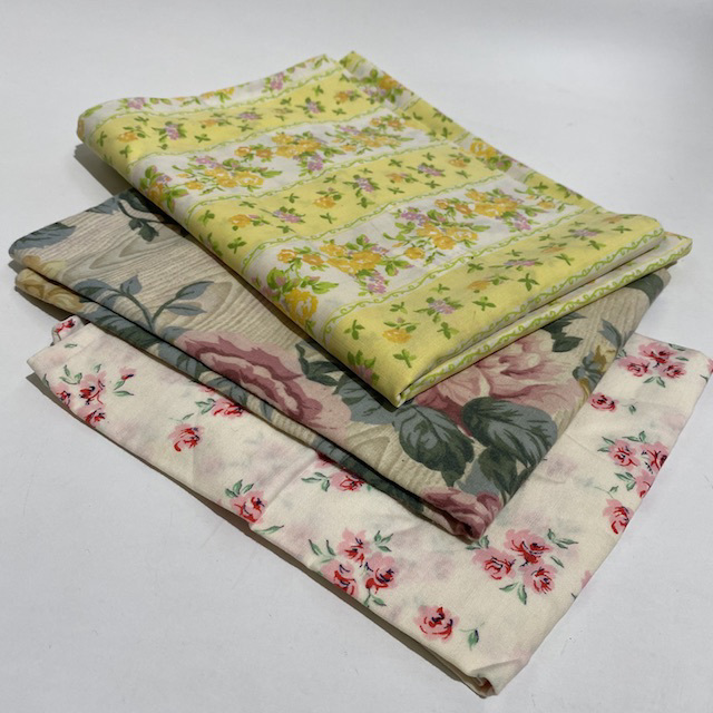 PIL0014 PILLOWCASE, Floral Assorted $3.75