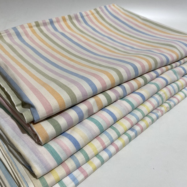 SHE0066 SHEET, Pastel Stripe Assorted $10
