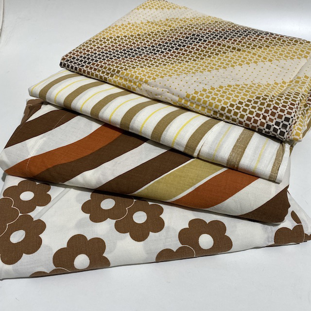 SHE0070 SHEET, Retro Brown Assorted $10
