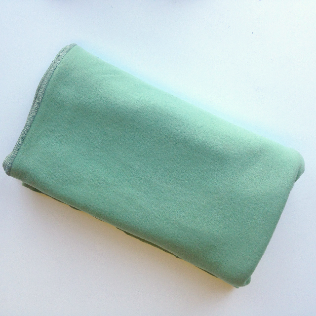 BLA0175, BLANKET, Pale Green $12.50