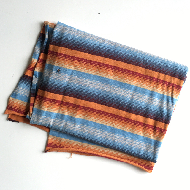 BLA0103, BLANKET (Throw), Mexican Stripe $10