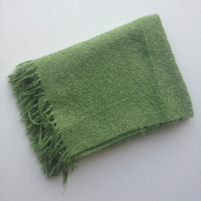 BLA0204, BLANKET (Throw), Green $10