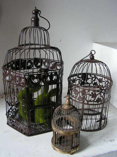 Assorted Cages