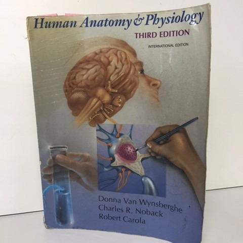 BOO0051 BOOK, Medical - Anatomy & Physiology Softcover $5