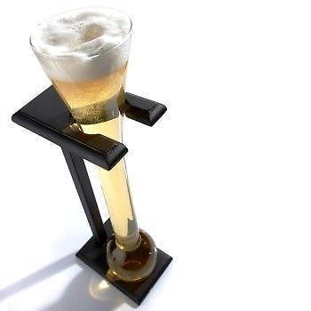BEE0001 BEER BONG, With Stand (No Beer Included Sorry) $12.50