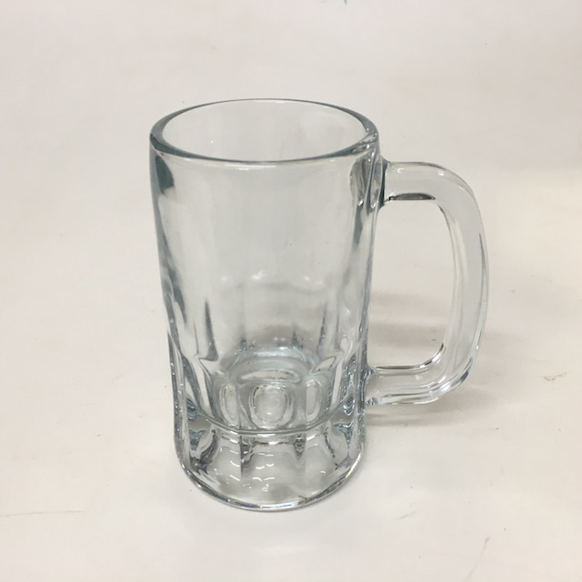 GLA0069 GLASS, Beer Tankard $1.25
