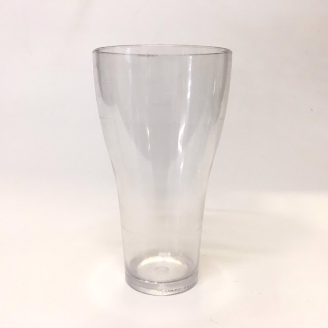 GLA0066 GLASS, Plastic Beer Glass (Pint or Schooner) $1