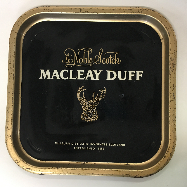 TRA0047 TRAY, Macleay Duff $5