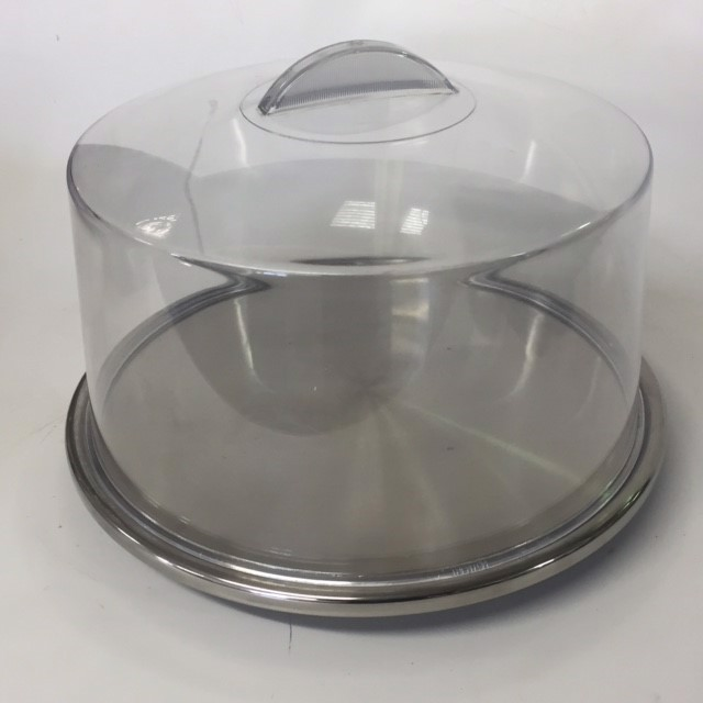 CAK0020 CAKE COVER, Assorted Plastic $3.75