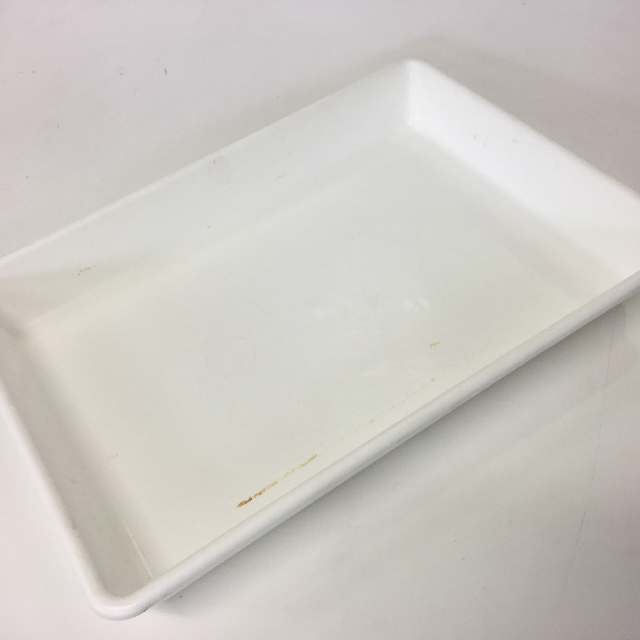 FOO0103 FOOD CONTAINER OR TRAY, White Catering Style $5