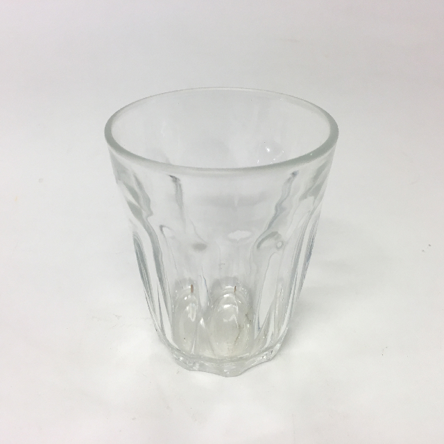 GLA0056 GLASSWARE, Coffee Glass - Duralex Style $1.50