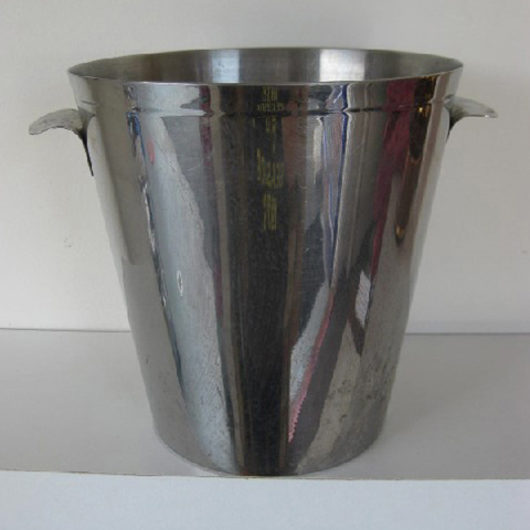 ICE0004 ICE BUCKET, Stainless Steel $7.50