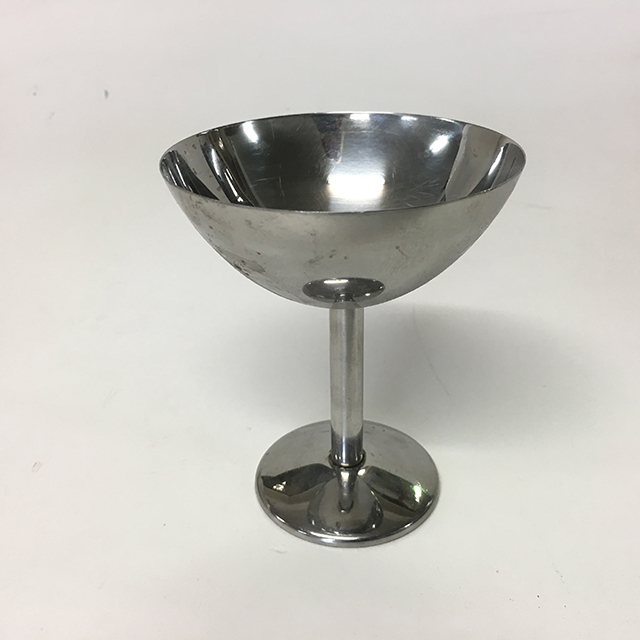 ICE0010 ICE CREAM BOWL, Stainless Steel $2.50