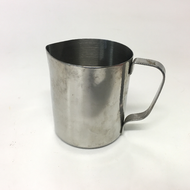 JUG0017 JUG, Stainless Steel Milk Jug - Medium $4.50