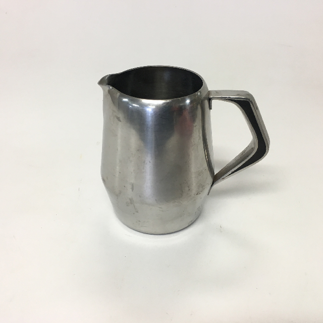JUG0018 JUG, Stainless Steel Milk Jug - Small $3.75