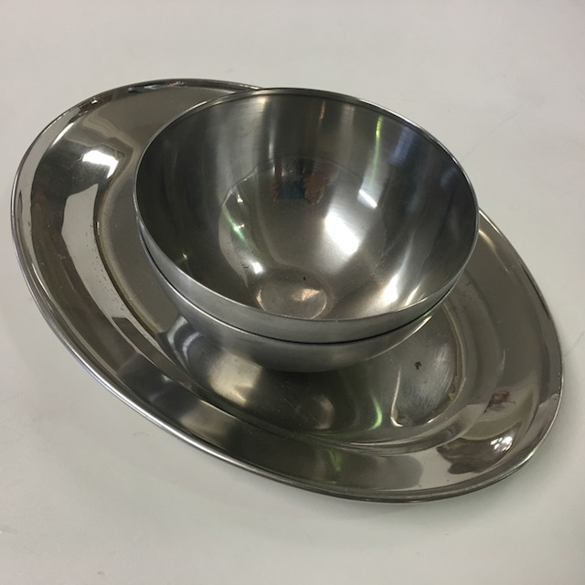 CAT0002 CATERING PROPS, Assorted Stainless Steel Café & Catering Props $3.75