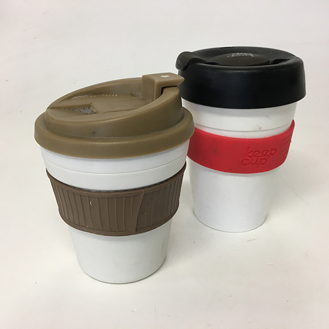 TAK0002 TAKEAWAY COFFEE CUP, Keep Cup $3.75