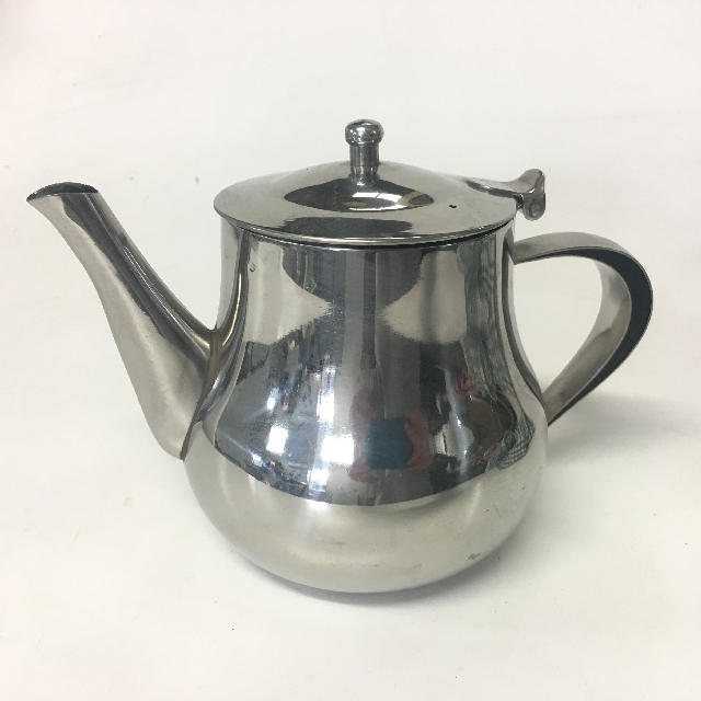 TEA0020 TEA POT, Medium Stainless Steel $5