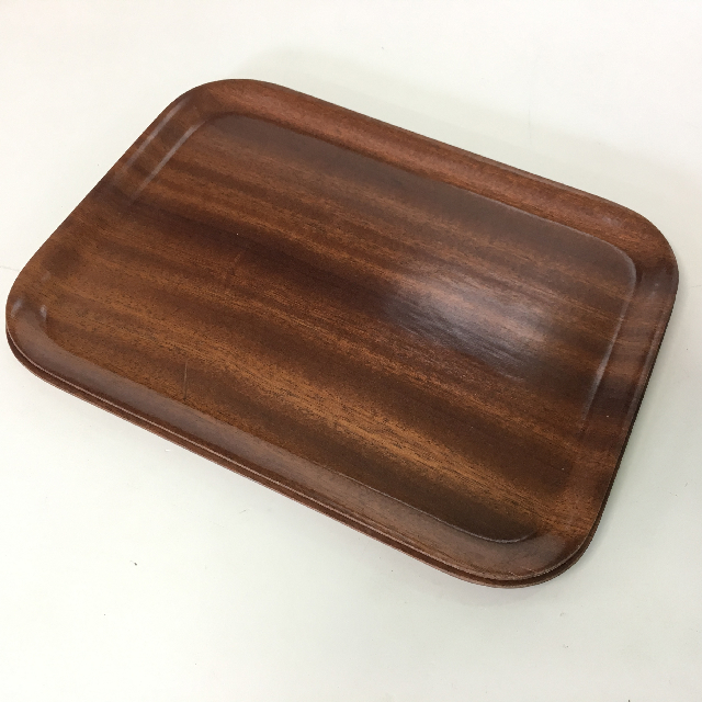 TRA0032 TRAY, Timber Veneer Cafe Canteen Style - Small $3.75