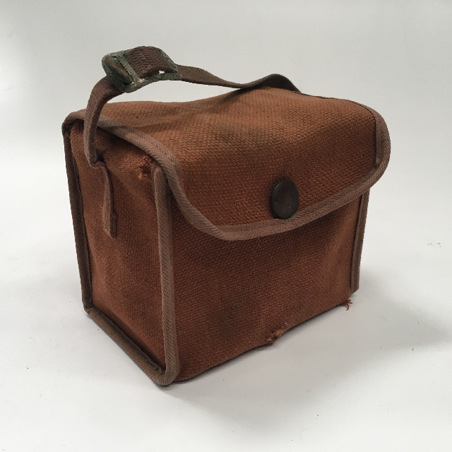 CAM0078 CAMERA CASE, Rust Brown Soft Brownie Case $7.50